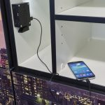 Lockers that can charge your phone