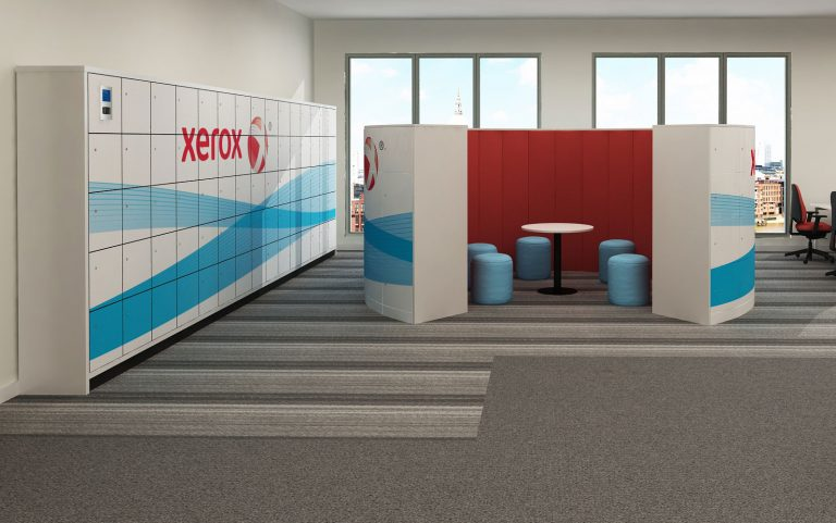 Xerox - Simplicity Locker Storage