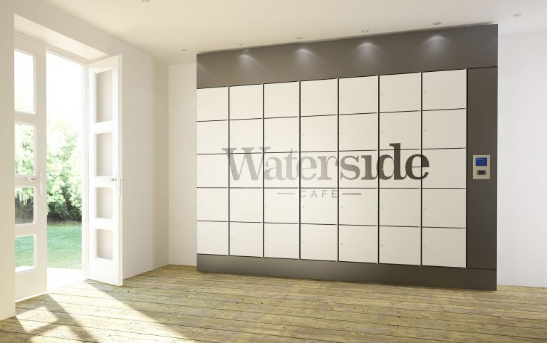 Waterside Cafe Lockers